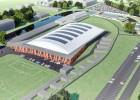 Atbalsta slēgtās futbola halles būvniecības ieceri Liepājā