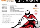 """Siguldā noskaidroti """"SK Pantera kausa"""" uzvarētāji milzu slalomā, M.Dukura meita trešā"""