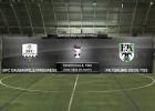 Video: Mercure Rīga kauss futbolā: BFC Daugavpils/Progress - FK Tukums. Spēles ieraksts