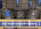 Video: LTFA Optibet virslīga telpu futbolā. Pusfināla 1.spēle: FK Nikars - FK Raba