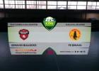 Video: Elvi florbola līga, spēle par 3.vietu sievietēm: Ķekavas Bulldogs - FK Ķekava. Spēles ieraksts