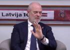 Video: Koziols par izlases (ne)rezultatīvo spēli un Hārtlija latviešu valodu