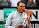Lietus izglābj Nadalu Romas finālā