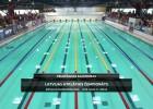 Video: Latvijas atklātais čempionāts peldēšanā: Trešā diena, rīta sesija