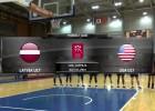Video: Latvija U17 - ASV U17, spēles ieraksts