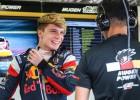 """""""Red Bull"""" satraukta par sava pilota aizliegumu piedalīties F1 testos"""