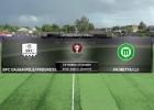 Video: Latvijas kauss futbolā. Ceturtdaļfināls: BFC Daugavpils/Progress - FK Metta/LU. Spēles ieraksts