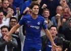 """""""Arsenal"""" derbijā atspēlē divus vārtus, """"Chelsea"""" spāņu <i>armāda</i> nokārto uzvaru"""