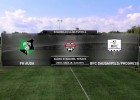 Video: Komanda.lv pirmā līga futolā: FK Auda - BFC Daugavpils/Progress. Spēles ieraksts