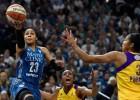 """32 dienas līdz Pasaules kausam: 21 ASV izlases kandidāte aizņemta WNBA """"play-off"""""""