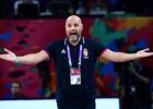"""Serbijas treneris Džordževičs: """"Nesaprotu, kāpēc spēlētāji tagad nespēlē izlasē"""""""