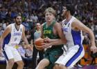 Lietuva pārbaudes spēlē pret Latviju bez NBA spēlētājiem, Mačuļa un Motejūna