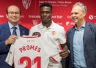 """""""Sevilla"""" par 20 miljoniem iegādājas Krievijas Premjerlīgas labāko spēlētāju Promesu"""