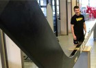 """Video: Kuldas """"Severstal"""" prezentē Krievijas lielāko hokeja nūju"""