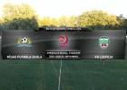 Video: Baltijas Sieviešu futbola līga Rīgas Futbola skola - FK Liepāja. Spēles ieraksts