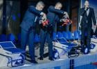 Svinīgi atklāts jaunais Valmieras peldbaseins, pirmos peldētgribētājus uzņems 2.oktobrī