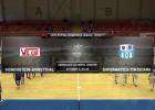 Video: UEFA Čempionu līga telpu futbolā: Hohenstein-Ernstthal - Informatica Timisoara. Spēles ieraksts