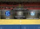 Video: UEFA Čempionu līga telpu futbolā: Nikars - Informatica Timisoara. Spēles ieraksts