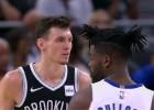 Video: Kurucam 4+5 otrajā NBA pārbaudē