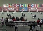 Video: Pasaules čempionāts svarbumbu celšanā. Sacensību ieraksts