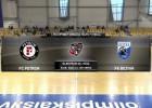 Video: LTFA Optibet virslīga telpu futbolā: FC Petrow - Beitar. Spēles ieraksts