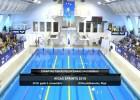 """Video: Starptautiskās peldēšanas sacensības """"Rīgas Sprints 2018"""". 2. novembra rīta sesijas sacensību ieraksts"""