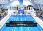 """Video: Starptautiskās peldēšanas sacensības """"Rīgas Sprints 2018"""". 3. novembra vakara sesijas sacensību ieraksts"""