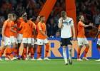 Nīderlandes misija Gelzenkirhenē - vismaz neizšķirts