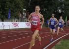 Serjogins Barselonā labo Latvijas rekordu desmit kilometru skrējienā
