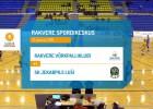 Video: Credit24 Meistarlīga volejbolā: Rakvere VK - Jēkabpils lūši. Spēles ieraksts