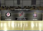 Video: LTFA Optibet Virslīga telpu futbolā: FC Petrow - FK Raba. Spēles ieraksts