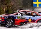 Sesks/Caune Zviedrijas WRC treniņos JWRC klasē uzrāda trešo ātrāko laiku
