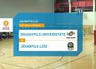 Video: Credit24 Meistarlīga volejbolā: Daugavpils Universitāte - Jēkabpils Lūši . Spēles ieraksts