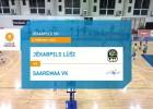 Video: Credit24 Meistarlīga volejbolā. Ceturtdaļfināls: Jēkabpils lūši - Saaremaa VK. Spēles ieraksts