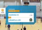 Video: Credit24 Meistarlīga volejbolā. Ceturtdaļfināla otrā spēle: Saaremaa VK - Jēkabpils lūši. Spēles ieraksts
