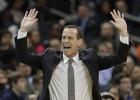 """Ņujorkas """"Knicks"""" organizācijā liels atbalsts ir arī Bruklinas """"Nets"""" vadījušajam Etkinsonam"""