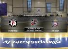 Video: LTFA Optibet virslīga telpu futbolā. Ceturtdaļfināls: FC Petrow - FK Raba. Spēles ieraksts
