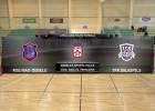 Video: LTFA 1.līga telpu futbolā. RSU/BAO-Dobele - TFK Salaspils. Spēles ieraksts
