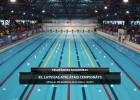 Video: Latvijas čempionāts peldēšanā. Rīta sesija (1.marts)