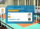 Video: LČ volejbolā. Pusfināla 2.spēle: DU - Jēkabpils lūši. Spēles ieraksts