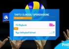 Video: Baltijas sieviešu volejbola līga. Bronzas medaļu spēle. Tu/Bigbank - Rīgas volejbola skola. Spēles ieraksts
