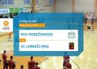 Video: LČ volejbolā. Pusfināla 3.spēle: RTU/Robežsardze - OC Limbaži/MSĢ. Spēles ieraksts