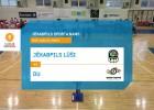 Video: LČ volejbolā. Pusfināla 3.spēle: Jēkabpils lūši - DU. Spēles ieraksts