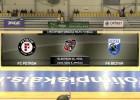 Video: FC Petrow - FK Beitar  LTFA Optibet virslīga telpu futbolā. Sērija par 3.vietu, 1.spēles ieraksts