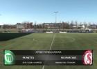 Video: Optibet futbola virslīga: FK Metta - FK Spartaks. Spēles ieraksts