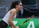 """Darja Semeņistaja piedzīvo zaudējumu """"Grand Slam"""" debijā"""