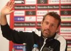 """Ar 0:6 zaudējusi Augsburgā, """"Stuttgart"""" atlaiž galveno treneri"""