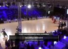"""Video: Starptautiskas sporta deju sacensības """"Salaspils Open 2019"""". Ceturtdaļfināla sacensību ieraksts"""