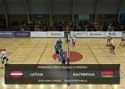 Video: Pārbaudes spēle volejbolā: Latvija - Baltkrievija. Spēles ieraksts
