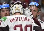 Pret galvenajiem favorītiem: Latvija agrajā spēlē samēros spēkus ar Krieviju